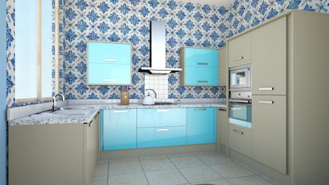 kitchen - Classic - Kitchen - by punksnake666