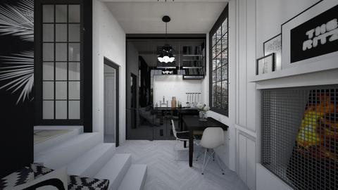 Casa167DiningArea - Classic - Kitchen - by nickynunes