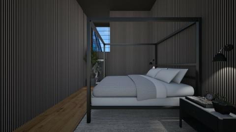 Casa149Bedroom - Masculine - Bedroom - by nickynunes