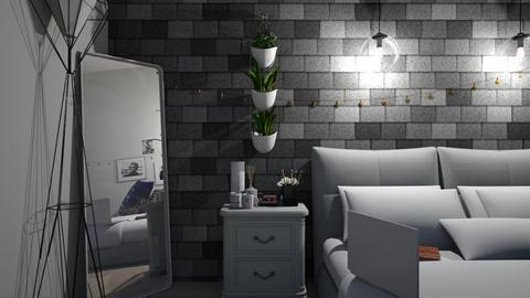 aesthetic room n3 - Bedroom - by landen russo