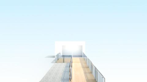 patio ramp - Retro - Garden - by Kevin Paul_952