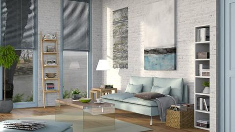 Template Living Room - Living room - by Sally Simpson