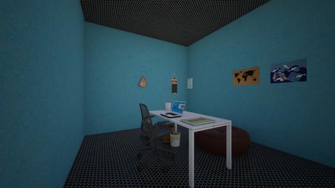 alex office - Office - by Maria Jose y alex