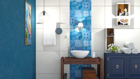 jjj - Bathroom - by TeodoraYord