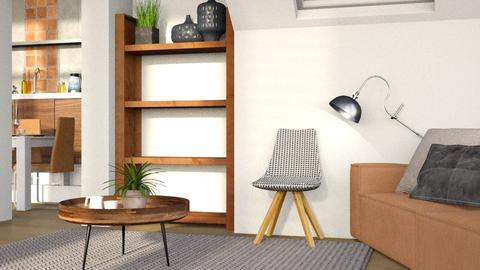 Crisp - Modern - Living room - by Jessica Fox