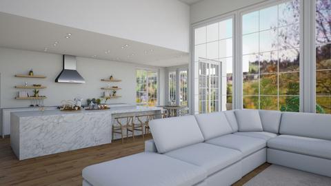 house - by annegonzalez