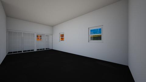 my bedroom - Modern - Bedroom - by Garenn