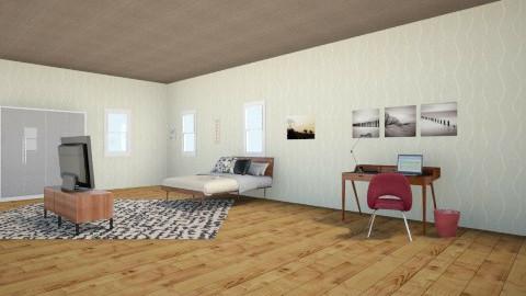 Bedroom - by CHARLIEBVB