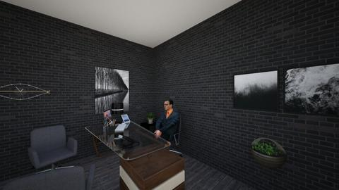office interior - Office - by ItsChris