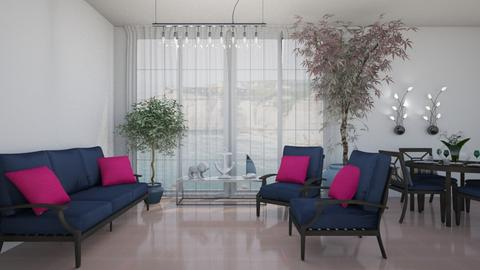 more - Living room - by lyub