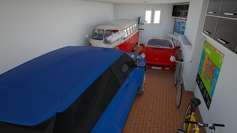 De Ferrari F Garage - by tranke