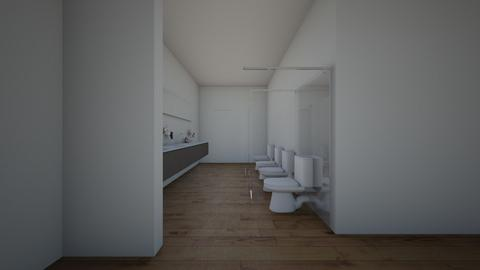 An example of Bathroom - by agrimes