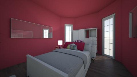 R - Feminine - Bedroom - by melanie99
