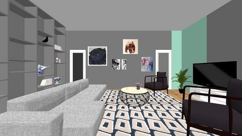 huis modern - by daphnemickey