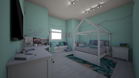 UmasDreamBedroom - Glamour - Bedroom - by jade1111