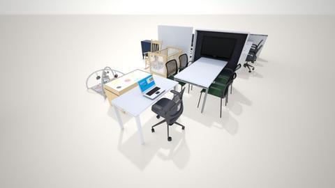 Ruang yanmas - Office - by Bagus Kurniawan