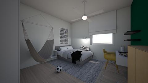 Ido Peek 26 - Kids room - by erlichroni
