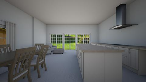 kitchen noman 2 - by lisa a  maylin