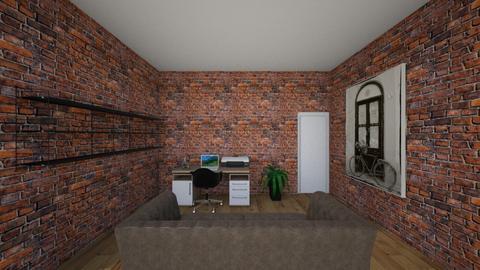 ESCRITORIO - Rustic - Office - by David Washington_883
