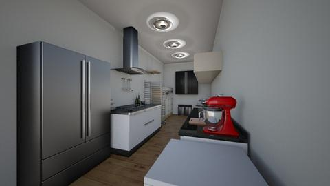 Kuchyna - Kitchen - by Brutisko