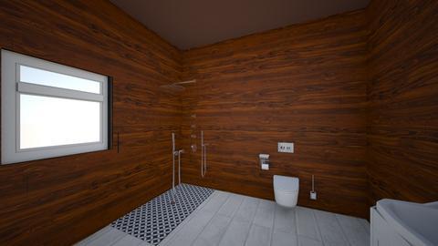 bathroom - Modern - Bathroom - by MYLORaffaele