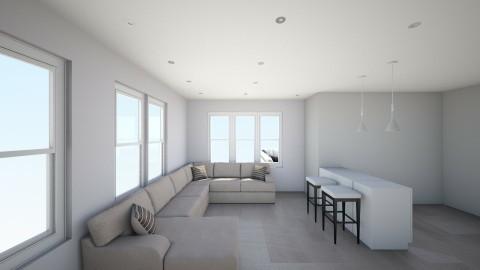 Living Room - by sulks1241