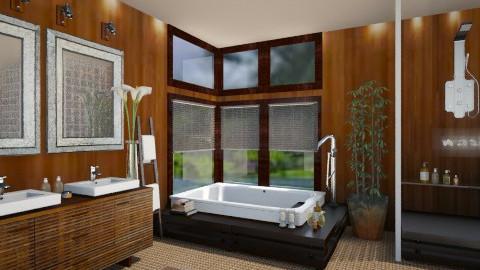 Mountain Bathroom Contest - Bathroom - by susilva
