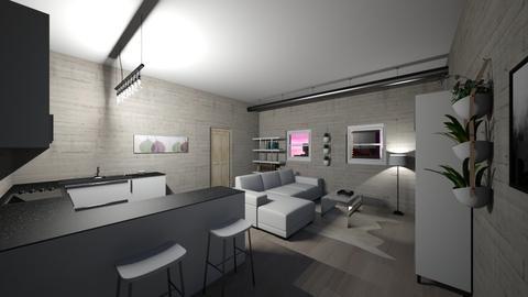 Apartment  1 - Bedroom - by Julianatgonzales