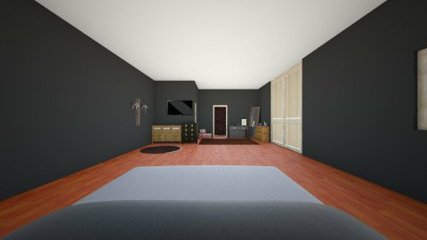 Room 1 - Bedroom - by mdeal