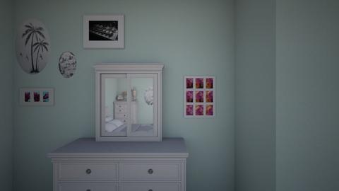 Shabby chic - Classic - Bedroom - by taylarae