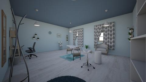 Massage Room - Office - by crollick