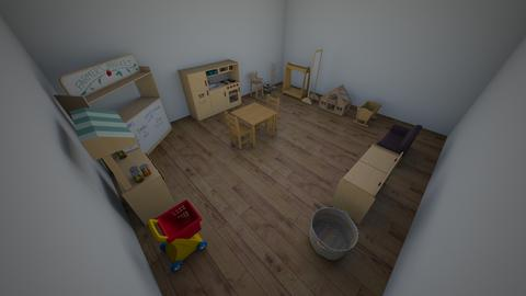 Dramatic play area  - Kids room - by VQFYRBHULTCEMTCRFZPEVUHXCGDRHHW
