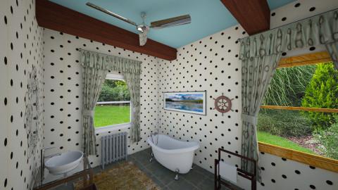 koupelna - Bathroom - by Polackova