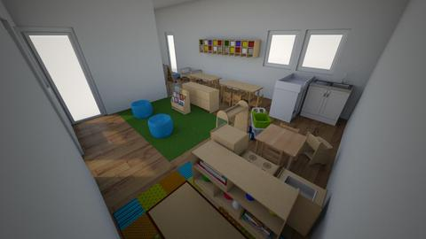 TURNERSVILLE TODDLER A - by Lara Touchette Lauer