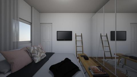 Maya Elul bedroom 4 - Bedroom - by erlichroni