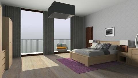 Bedroom - by Estoy loca13
