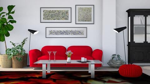 M_ JP - Living room - by milyca8