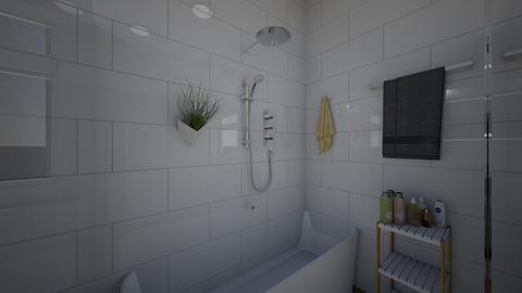 studio shower - by dreabaas14
