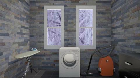 mosokonyha - Bathroom - by saraa_kocsis