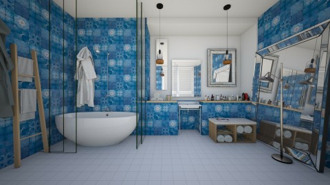 Bath Simply - Eclectic - Bathroom - by Laurika