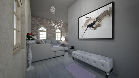 Elegance - Modern - Living room - by KristinaLawyer