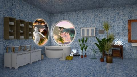 Planten en ontspannen - Country - Bathroom - by Netherlands