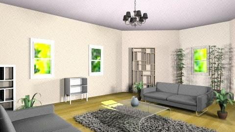 SaLoN - Living room - by Karminn A