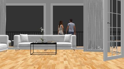 quarantine - Living room - by anjaam