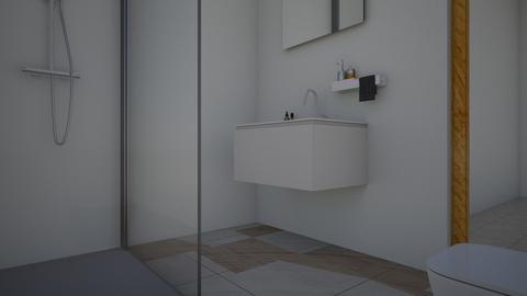 Kopalnica klet - Classic - Bathroom - by mmodrej