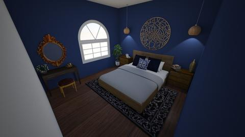 azure - Bedroom - by doctorsamiakhan