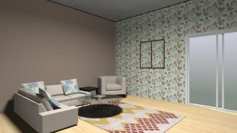 my salon ffffff - Living room - by karolina1408