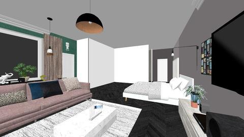 bedroom - Living room - by TRMVM