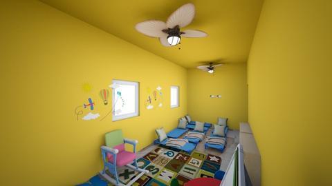 Zseni land 5 - Kids room - by antnik