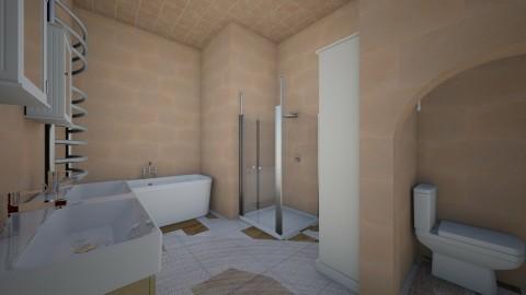 second - Bathroom - by rii rii